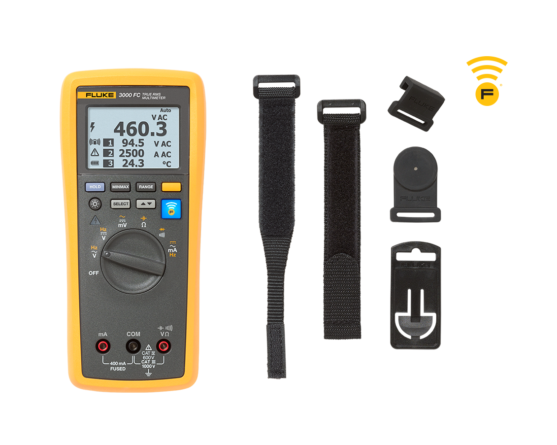 Fluke 3000 FC/TPAK Kit