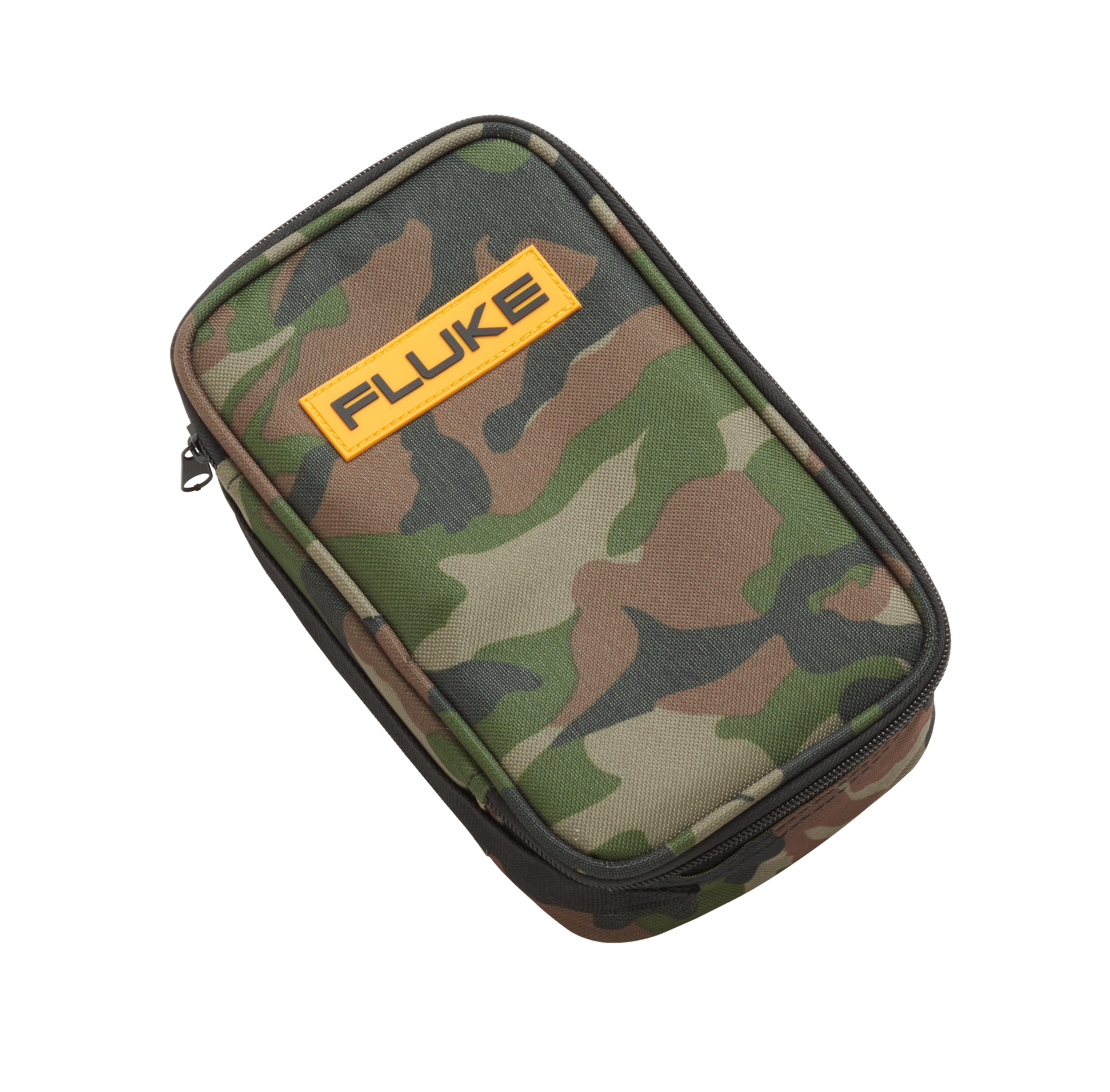 Fluke C-25 Camouflage Carrying Case-Woodland Camo