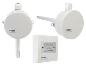 Rotronic Commercial Hvac Transmitter