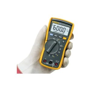 Fluke 115 True-RMS Digital Multimeter in Hand