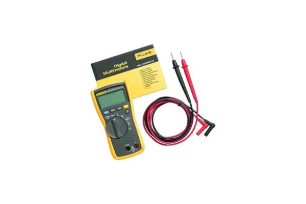 Fluke 115 True-RMS Digital Multimeter Pack