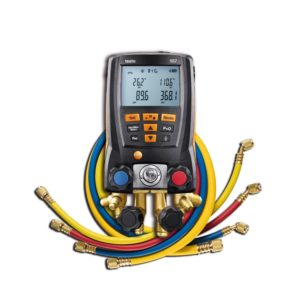testo 557 digital manifold kit - with Bluetooth