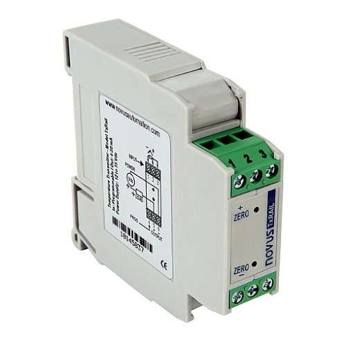 TxRail - Temperature Transmitters
