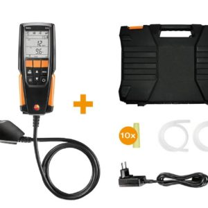 testo 310 - Residential combustion analyzer kit