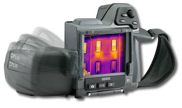 FLIR T620 ir camera