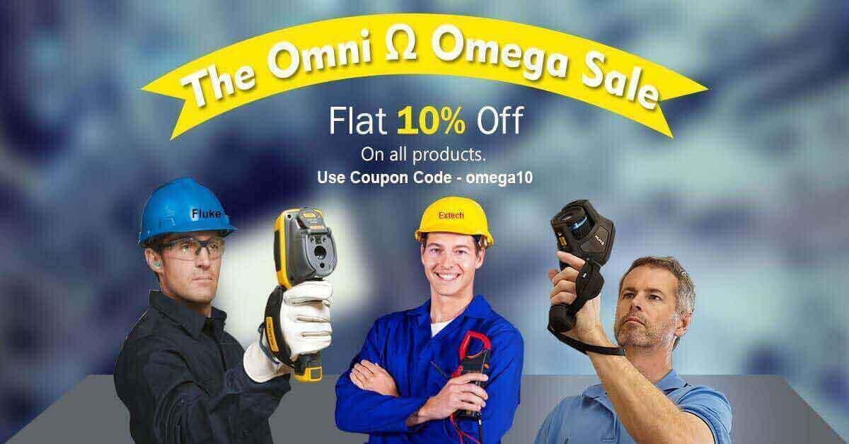Omega Sale Offer