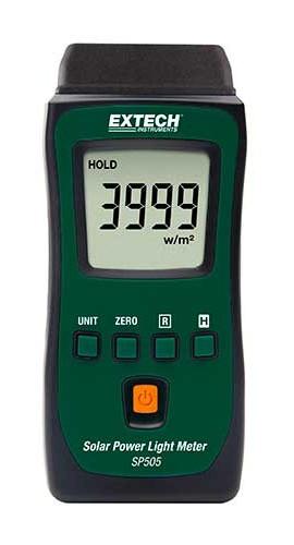 Light Meter, Pocket Solar