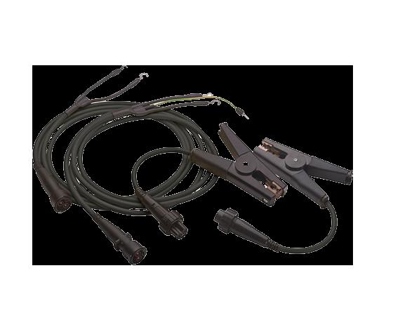 Kelvin-clip-lead-set