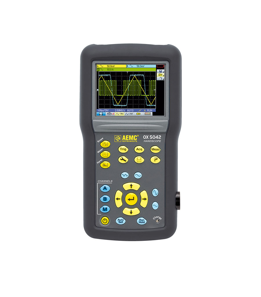 AEMC OX5042 Portable Handscope Oscilloscope