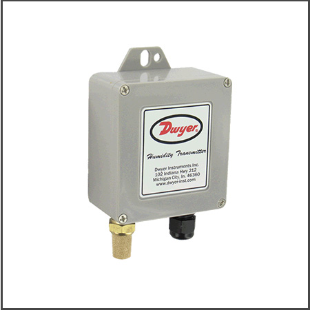 humidity-temperature transmitter